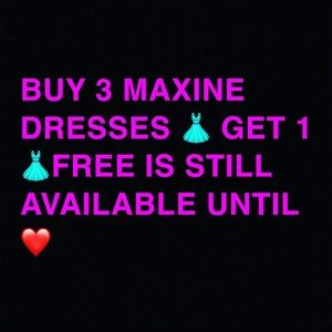 Dresses & Skirts - All Maxine Dresses